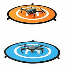 Double Sided Color Universal Portable Landing Pad, Fast Fold, for RC Drones