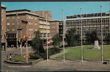 Warwickshire Postcard - Broadgate, Coventry   C1118