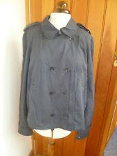 Calvin Klein Cotton Zip Casual Coats & Jackets for Women