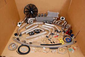FOR SUPRA 1JZGTE Custom Turbo Package Kit MKIII Supra 1JZ-GTE VVTI JZX100 550HP