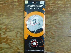 Bridgestone Men's Cadet Left Hand Golfing Glove RED/WHT/BLK Different sizes