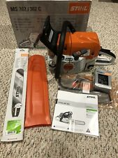 "Brand New Stihl MS362 Chainsaw 16"" Bar And Chain"