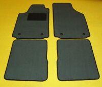 Fußmatten Auto Autoteppich passend für Audi A2 8Z 1999-2005 Set CACZA0402