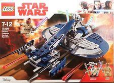 LEGO Star Wars 75199 General Grievous Combat Speeder NUOVO OVP