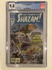 Power of Shazam! #41 CGC 9.8 Jerry Ordway PETER KRAUSE 1998