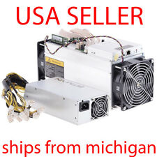 BRAND NEW  BITMAIN ANTMINER S9 13.5 THS w/ POWER SUPPLY, IN HAND, SHIPS NOW!!!