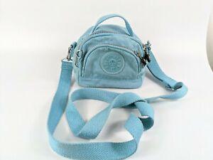 Kipling Small Blue Shoulder Bag 19cm X 12cm