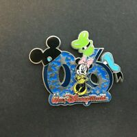 WDW - 06 Collection - Minnie Mouse Disney Pin 43596
