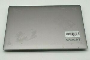 5283 Lenovo Ideapad S130-11IGM grey 4GB RAM 64GB eMMC - untested