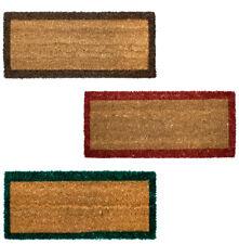 ZERBINO COCCO moderno più misure retro antiscivolo tappeto salva gradino scale