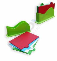 Colour Coded 8mm Chopping Board Set 4 Cutting Boards with Stand Kosher Food