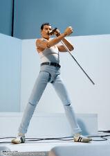 Bandai S.H.Figuarts Freddie Mercury Live Aid Ver. Japan version
