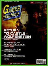 tgm 151 GAMES MACHINE return to castle wolfenstein,civilization,atlantis2,rally