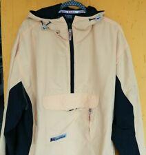killtec sportswear windbreaker herren XL schwarz gelb/honig wie neu