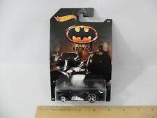 NEW! BATMAN BATMOBILE - 2/6 - DC COMICS - HOT WHEELS - MATTEL - 2014 - DFK70