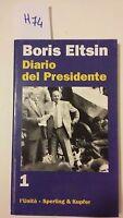 boris eltsin diario del presidente volume 1 edizione l'unità ATT tascabile