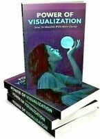 Power Of Visualization PDF Ebook with Master Resell Rights