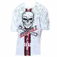 Southpole Mens XB Big & Tall Skull Urban Hip Hop Fashion T-Shirt New With Tags