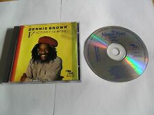 Dennis Brown - Victory Is Mine (CD) UK Pressing
