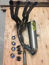 Cbr 1000rr Arrow Exhaust trophy Titanium Silencer