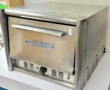 Bakers Pride Countertop Single Deck Pizza Oven Electric 208240v M0s2e Rust