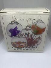 Natura Gift Giving Christmas Ornament