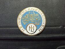 Pin 2 Lanz Bulldog Heinrich Mannheim Trecker Traktor - 3  cm