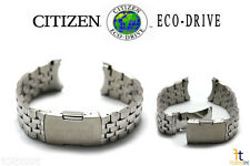 Citizen Eco-Drive Original CB0020-50E 23mm Stainless Steel Watch Band