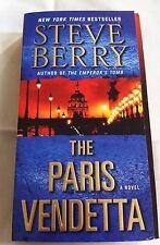 The Paris Vendetta Bk. 5 by Steve Berry (2010, Paperback)