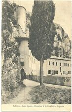 SUBIACO - SACRO SPECO - MONASTERO DI S.BENEDETTO - INGRESSO (ROMA) 1935