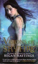 Regan Hastings Visions Of Skyfire -   Paranormal Romance   Pbk NEW