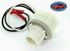 Ford Park Tail Stop Turn Signal Side Light Lamp Bulb Wiring Harness Socket D60