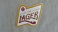 ODELL BREWING COMPANY COLORADO LAGER BEER STICKER