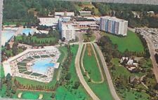 The Concord Hotel Kiamesha Lake New York Aerial View Postcard c 1960s Unposted