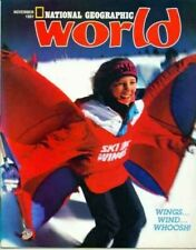 National Geographic World Magazine 1991 November