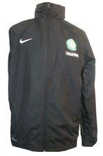 Nike Polyester Raincoats Zip Neck Coats & Jackets for Men
