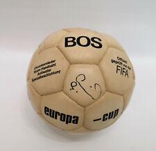 BOS Fussball Europa - Cup 70er Jahre vintage