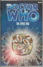 Doctor Who - The Space Age. McGann's Doctor / 8DA. VGC- 1st edn. BBC Books