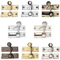 Sliding Sash Window Catch Quadrant Arm Latch Fastener Premium UK Quality