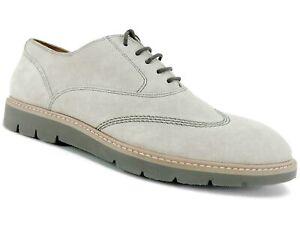 Donald J Pliner Men's Sennet Casual Oxfords Off White Calf Size 10 M