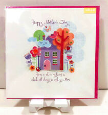 Mother's Day Card-Greeting Card-Mum-HOME-HEART-WHICH WILL ALWAYS BE WITH YOU MUM