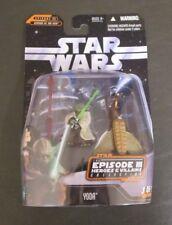 Yoda 2006 STAR WARS The Saga Collection MOC Heroes & Villains 3 of 12