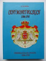 Catalog of Price Polish coins 1506-1795 Z.Klimek 2001 NEW