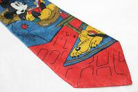 DISNEY MICKEY MOUSE PLUTO tie E75311 cartoon