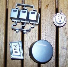 Kit complet boutons interrupteur programmateur lave vaisselle INDESIT ARISTON