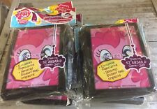 Ultra Pro My Little Pony Card Sleeves Lot Of 10 Packs Of Pinkie Pie, 650 Sleeves