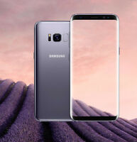 Samsung Galaxy S8+ (64GB) / Orchid Gray / LTE Smart phone / SM-G955/Single SIM