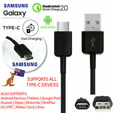 Genuine Samsung Galaxy Type C USB C Cable Charging Fast Charge S20 S10 S9 S8Plus