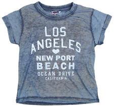 T-shirts, hauts et chemises gris pour fille de 7 à 8 ans