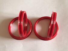 Anelli Centraggio Centratori In Plastica Petg Per Cerchi Lega Audi-VW 66,6-57,1